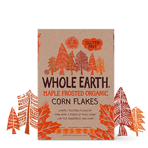 whole earth cerals